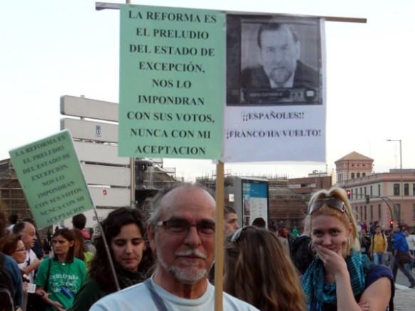Huelga General 29 de marzo de 2012
